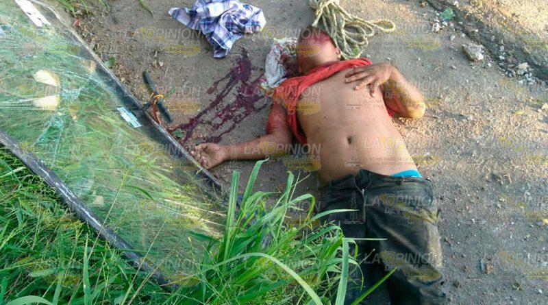 La víctima mortal fue identificada como Luis Silverio Pérez Santiago.