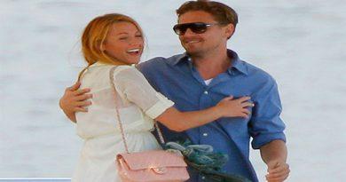 ¡Alerta de ternura! Así fue realmente la relación de Blake Live y Leonardo DiCaprio
