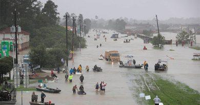 'Harvey' deja ya ocho muertos