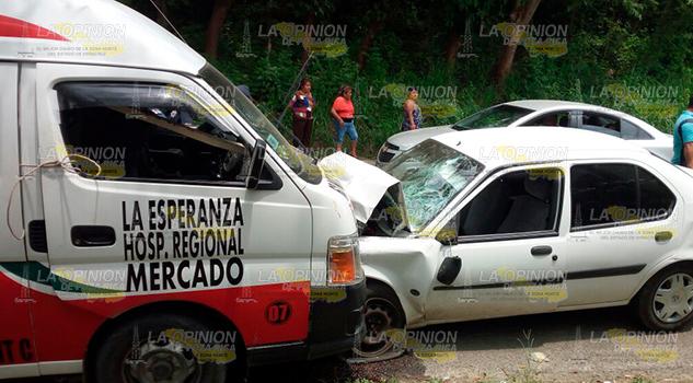 7 lesionados y una persona muerta, fue el saldo de un