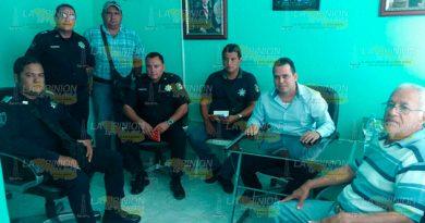 Alcaldes Venustiano Carraza Pantepec