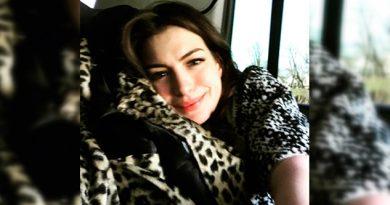 Anne Hathaway Foto Íntimas
