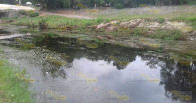 Arroyo Contaminado Urge Limpieza