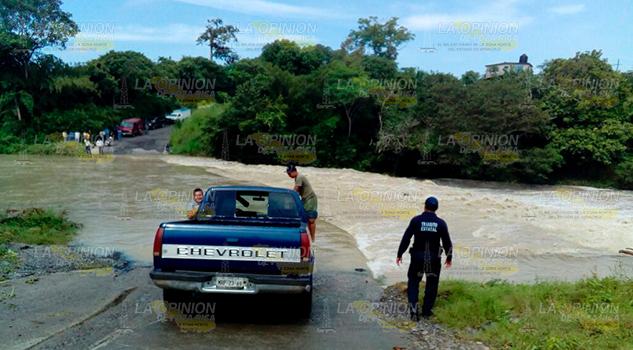 Arroyo El Salto no da tregua