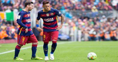 Así fue la inesperada reacción de Messi ante la partida de Neymar del Barcelona