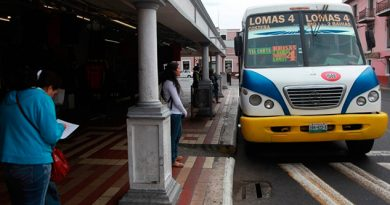 Aumento Tarifas Transporte Público
