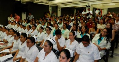 Buscarán certificación profesional 12 mil enfermeras de Veracruz