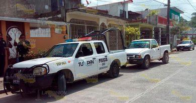Camioneta Asegurada Remitida