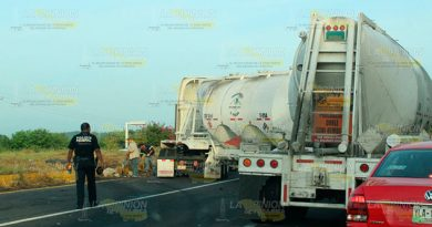 Bloqueada Carretera Cardel Xalapa