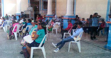 Chicontepec Instala Módulo INE
