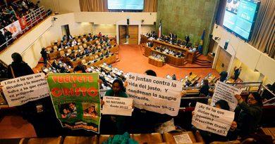 Chile Depenalización Aborto