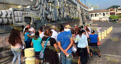 Comerciantes Instruidos Mural Cultura Totonaca