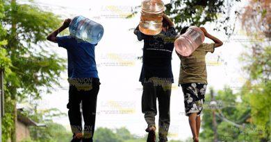 Comunidades Sin Agua