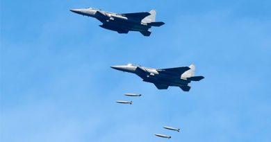 Corea del Sur hace ejercicios militares simulando destruir Corea del Norte