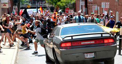 Disturbios Virginia