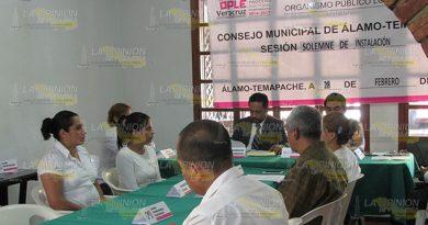 Disuelven Consejo Municipal Electoral
