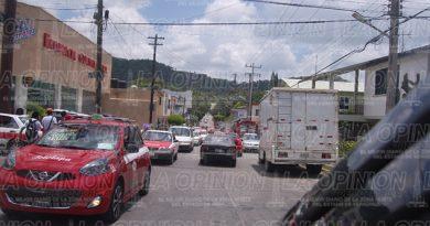 Dos Vehículos Tihuatlán