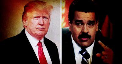 E.U Sanciones Venezuela