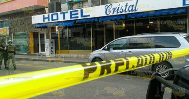 Ejecutado Armando Biolante Hotel Cristal