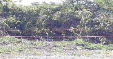 Ejecutan a una mujer a orillas de la carretera Pachuca-Tuxpan