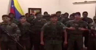 El caos se apodera de Venezuela en medio de rumores de golpe