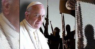 Estado Islámico amenazó al Papa Francisco
