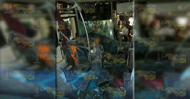Explosión Autobús Pólvora Córdoba