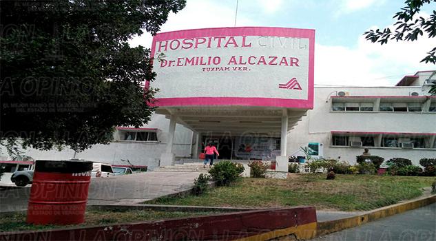 Fallece bebe en la sala de urgencias del Hospital Civil