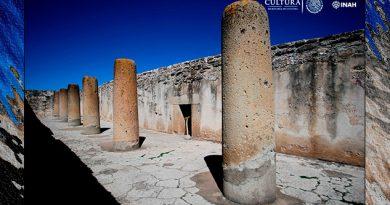 Grupo de las Columnas, Mitla