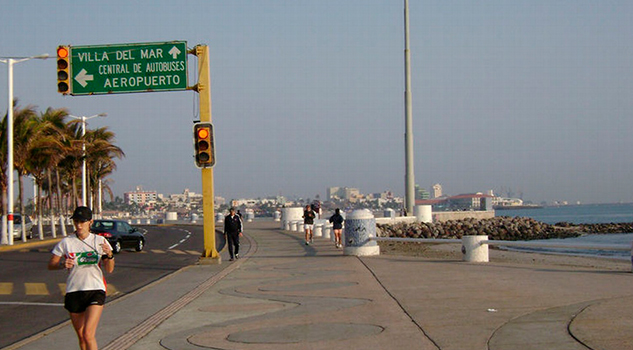 Habrá cierres viales en Veracruz por Fiestas Patrias y Triatlón
