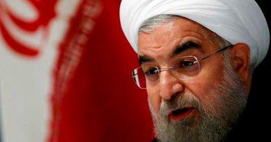 Hassan Rouhani Ultimatum Trump