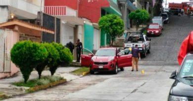 Investiga FGE asesinato de profesor en Xalapa