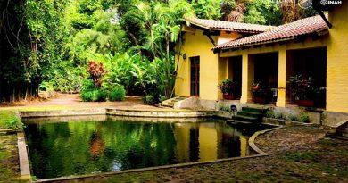 Jardín Etnobotánico y