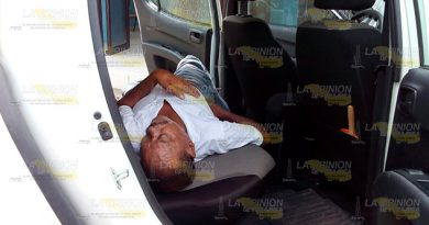 Jornalero Muere Camioneta INE