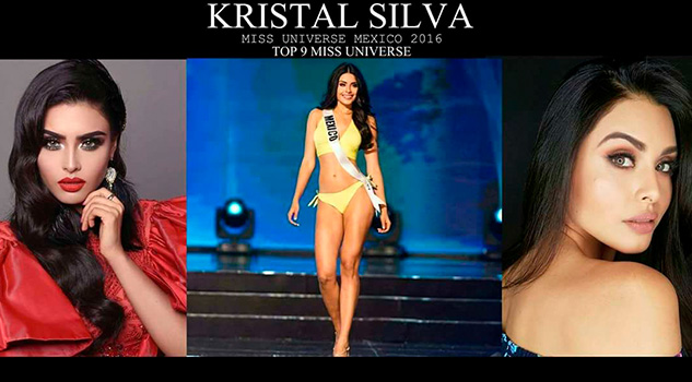 Kristal Silva Poza Rica