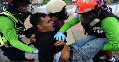 La ONU dice que hay violaciones sistemáticas de derechos humanos en protestas en Venezuela