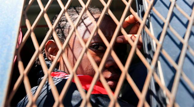 Libia, un infierno para los migrantes