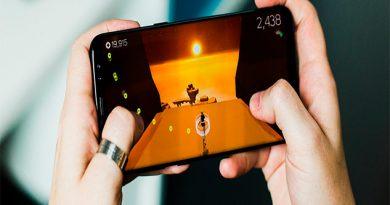 Los mejores smartphones para gamers