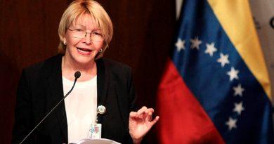 Luisa Ortega Venezuela Exfiscal