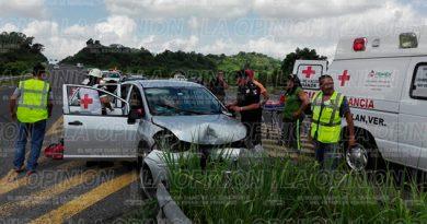 Accidente Vacacionistas México Tuxpan