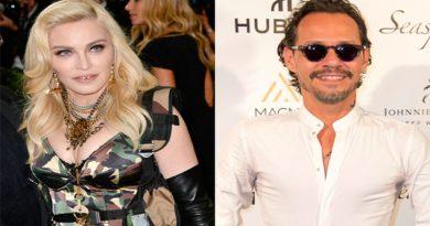 Madonna demuestra que su hijo es un verdadero fanático de Marc Anthony