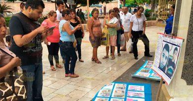 Madres de hijos desaparecidos están desesperadas