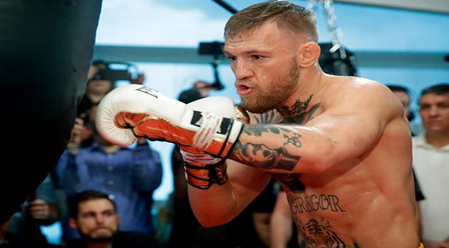 McGregor jura que noqueará a Mayweather