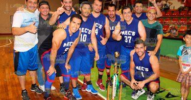 Mecs Campeones Segunda