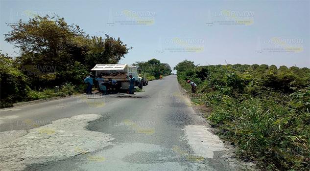 Mejora permanente de carretera