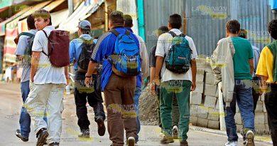 Migrantes Huyen Violencia