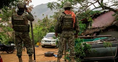 Militares Federales Chihuahua Violencia