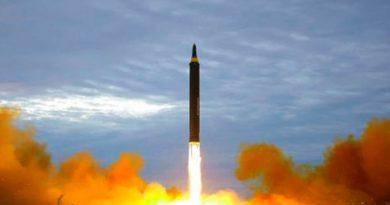 Guam Objetivo Misiles Kim Joung-un Corea Norte