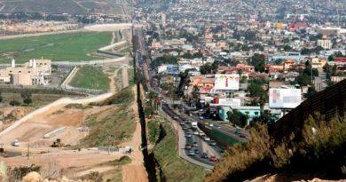 Muro E.U. México