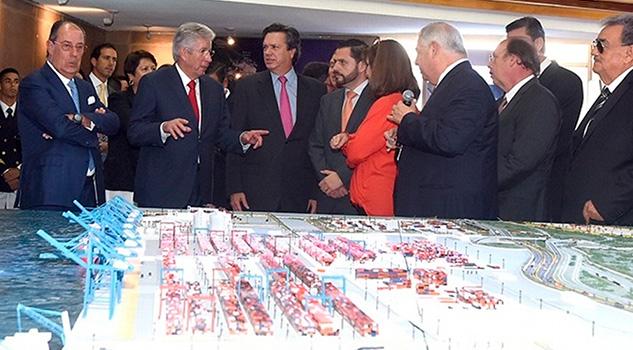Obras Terminales Nuevo Puerto